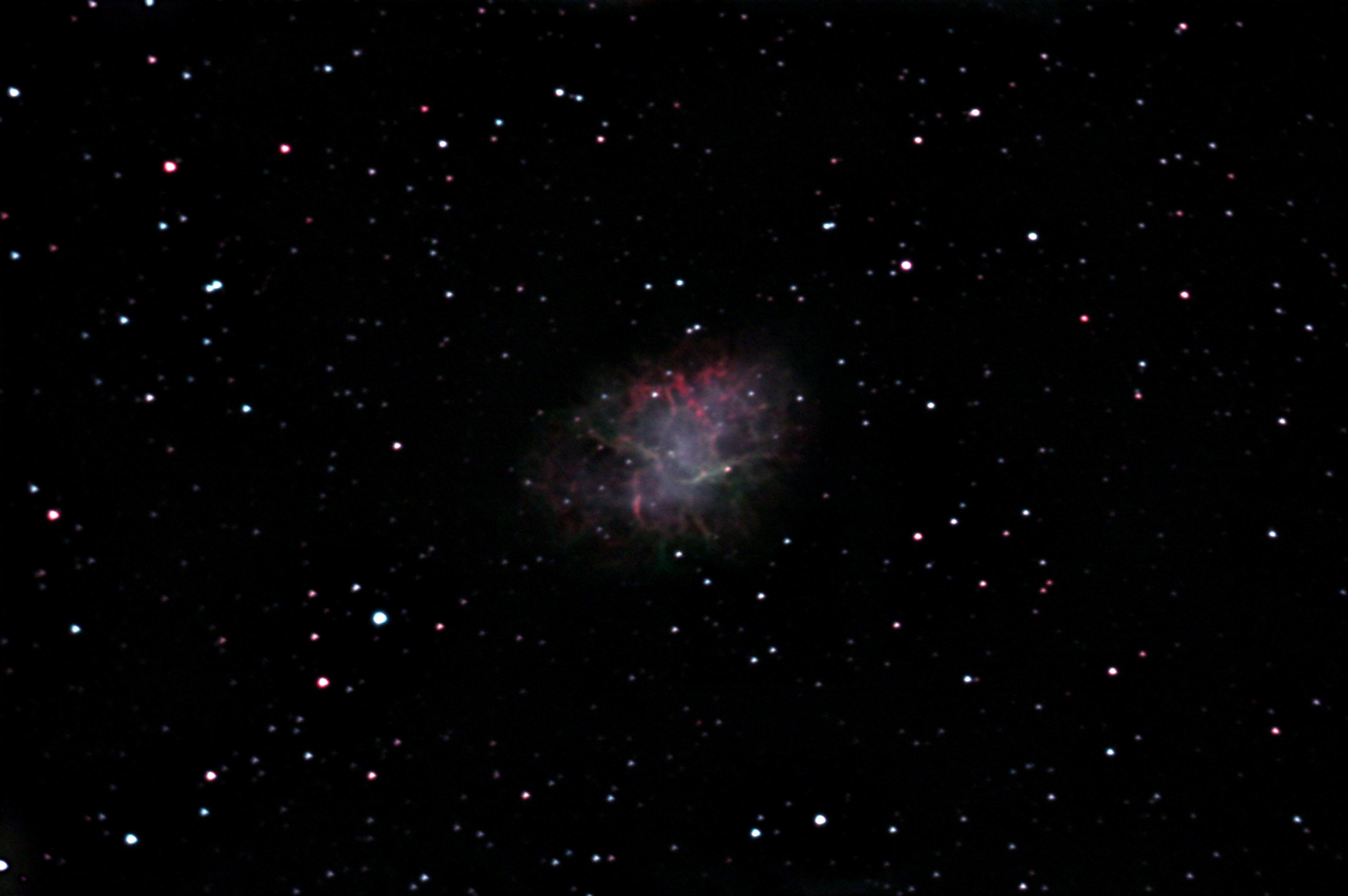 ring nebula through telescope - photo #19